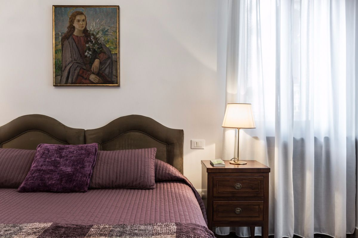 elegantly furnished and very comfortable