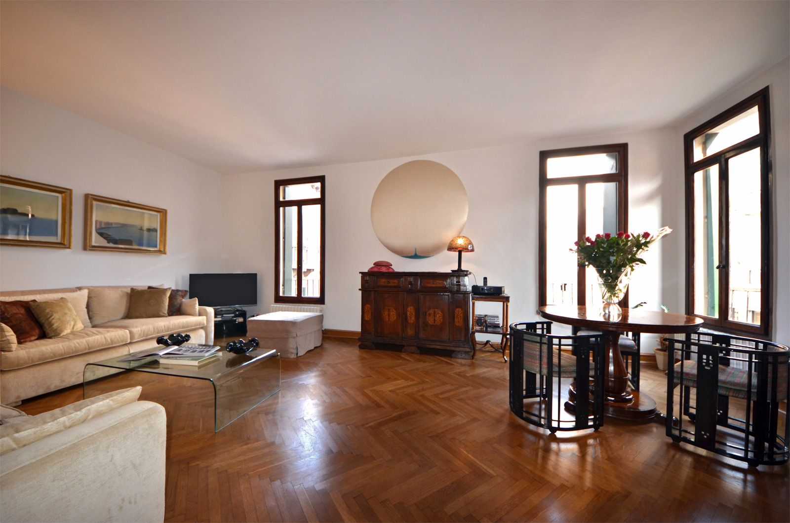 the Priuli is a charming and prestigious apartment