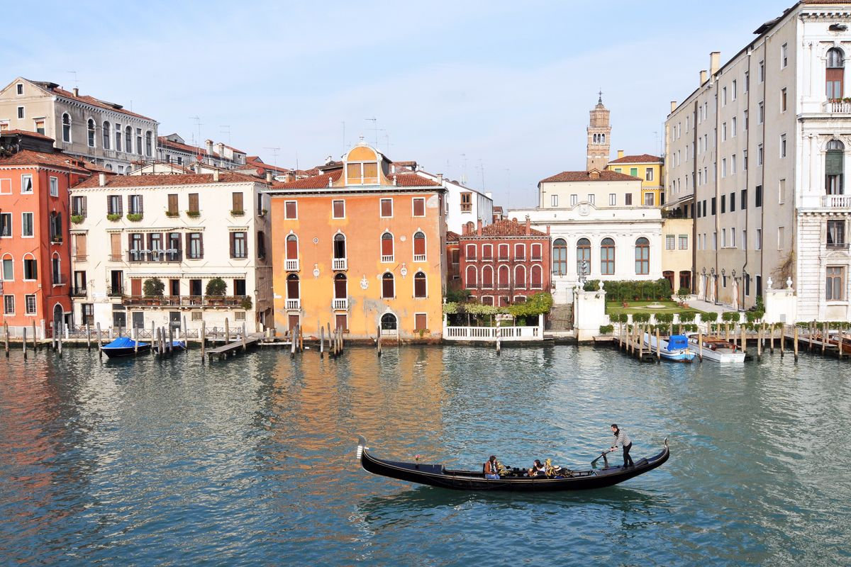 Grand Canal view apartment Venice