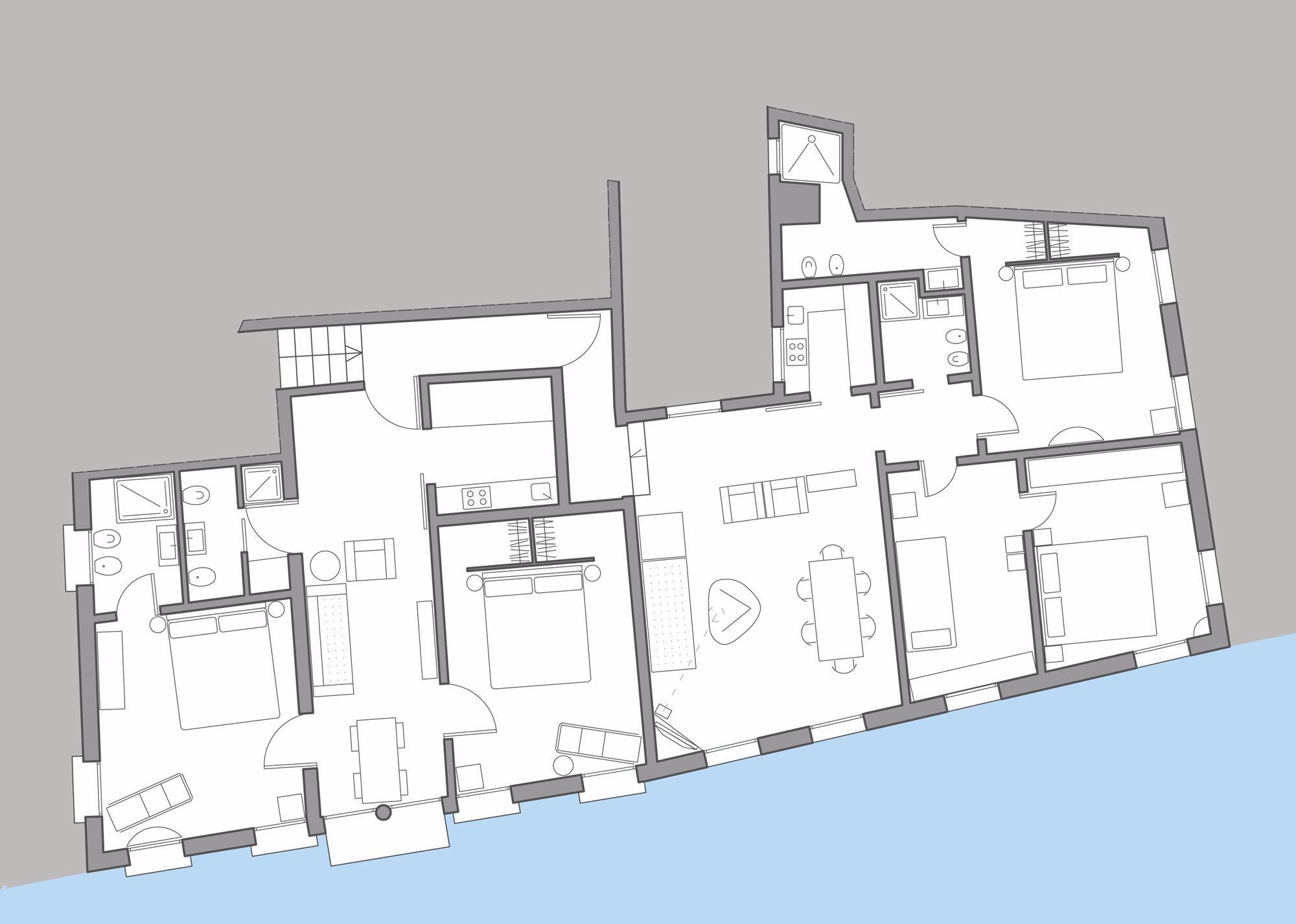 Leone Premium floor plan
