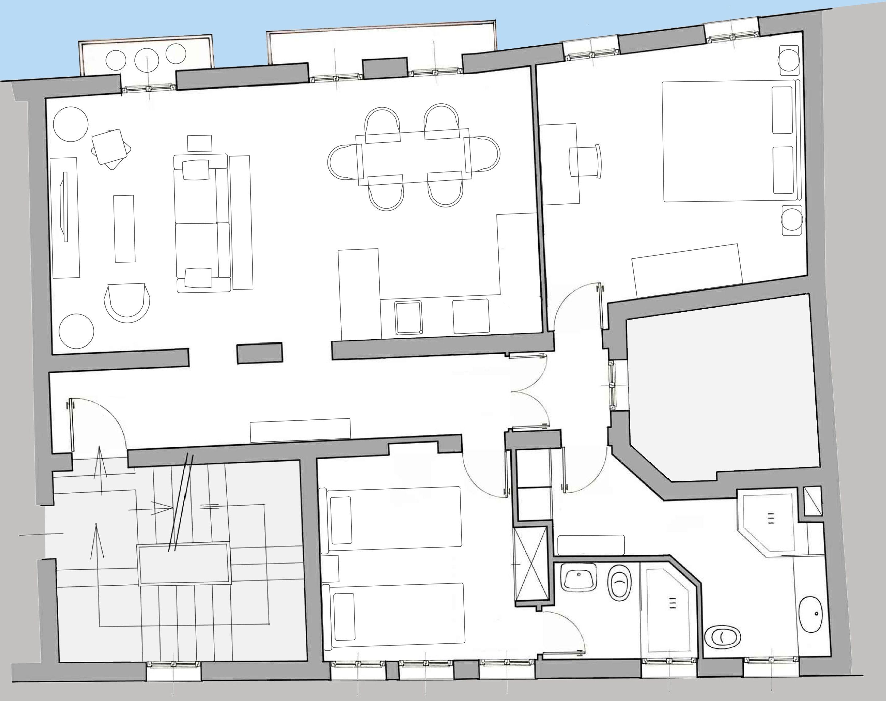 Canaletto floor plan