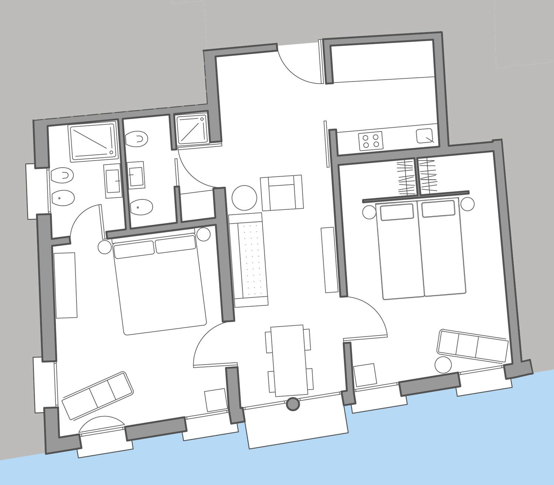 Leonina floor plan