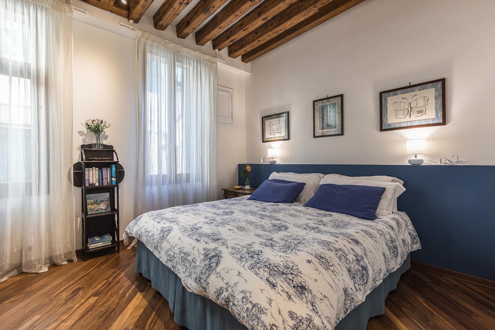 first double bedroom with en-suite bathroom