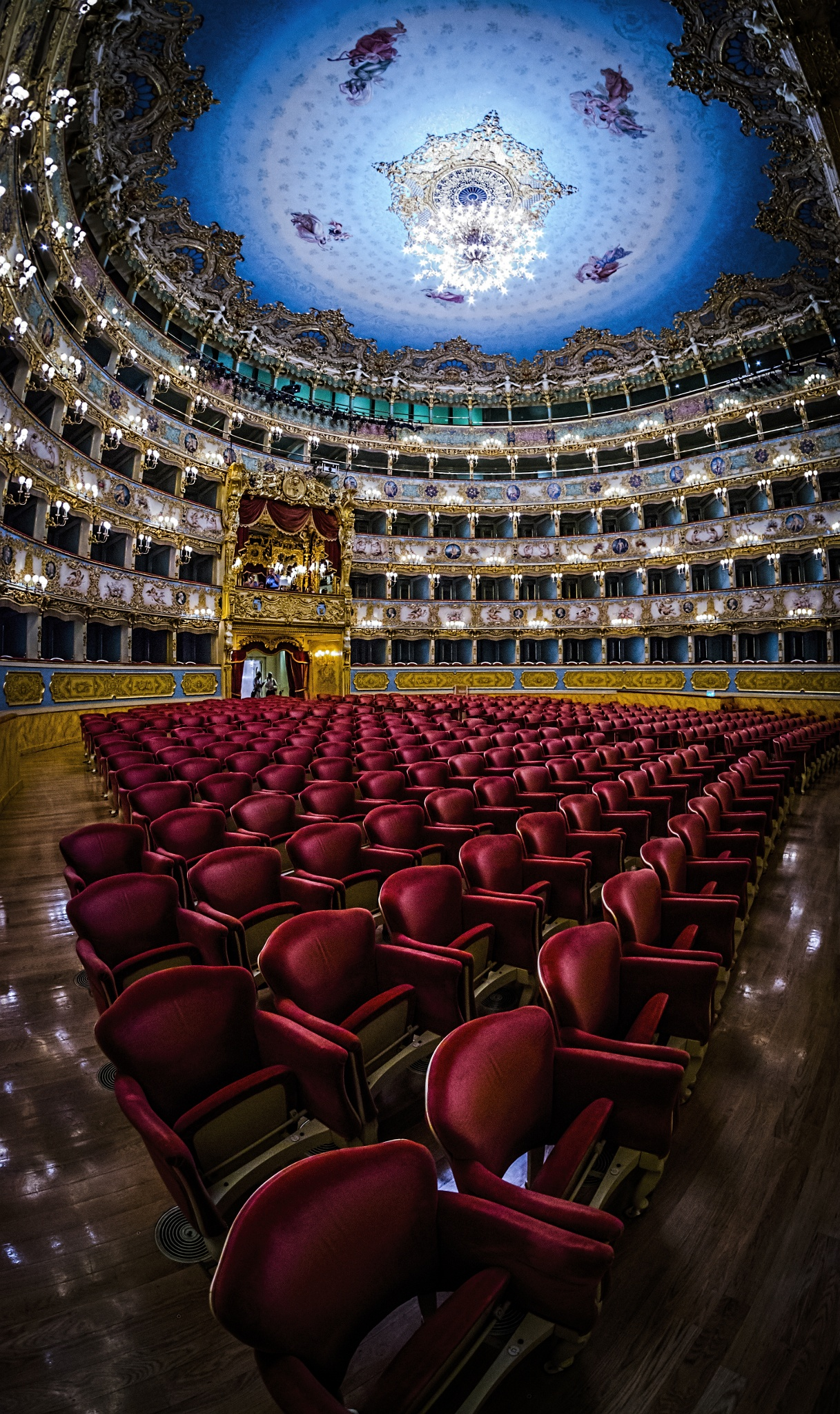 """the Fenice Thatre is a """"must see"""" if you visit Venice"""